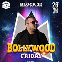 Bollywood Friday Feat. Dj Hitesh  ( Official Dj of Bohemia )