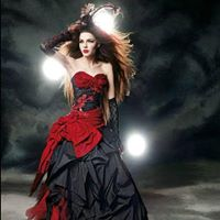 RedBlack Icon (elegance dress)
