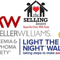Light the Night Cancer Walk Presented by The Selling Team