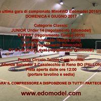 8 Gara campionato Mini4WD Edomodel 201617 (FINALE)