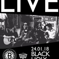 Black Holy Whiskey Live at Bundalinda