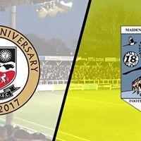 Bromley v Maidenhead United