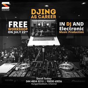Free Workshop On DJ  EMP - Soundroom