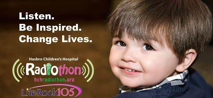 The 2018 Hasbro Childrens Hospital Radiothon