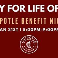 Chipotle Benefit Night