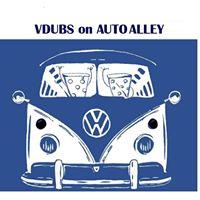 VDubs on Auto Alley Street Festival