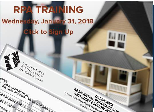 Car Residential Purchase Agreement Training At Pasadena Foothills