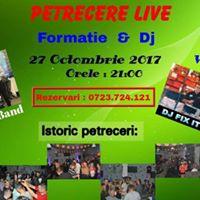 Petrecere romaneasca Muzica LiveDJ