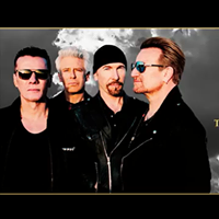 U2 The Joshua Tree Tour 2017