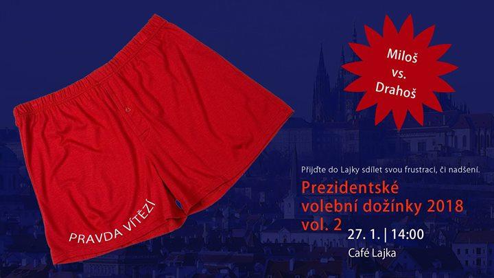 Prezidentsk volebn donky 2018 vol. 2