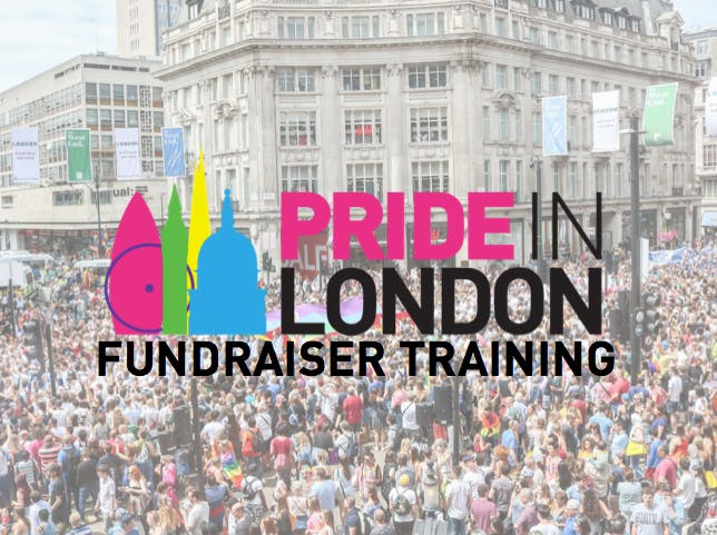 Pride in London Fundraiser Training Wed 27th June 2015-2100 (T18)