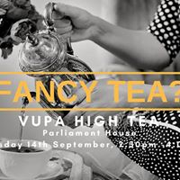 VUPA High Tea