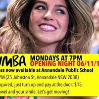 Zumba Annandale Opening Night