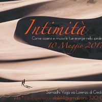 Intimit - Seminario con Nadeshwari Joythimayananda
