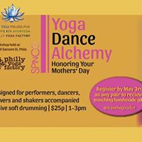 Yoga Dance Alchemy for Performers