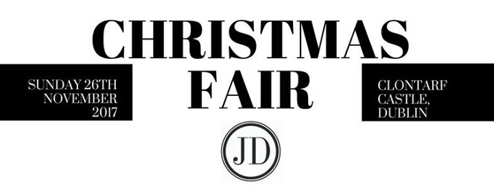 Christmas Fair Clontarf Castle 26th November 2017