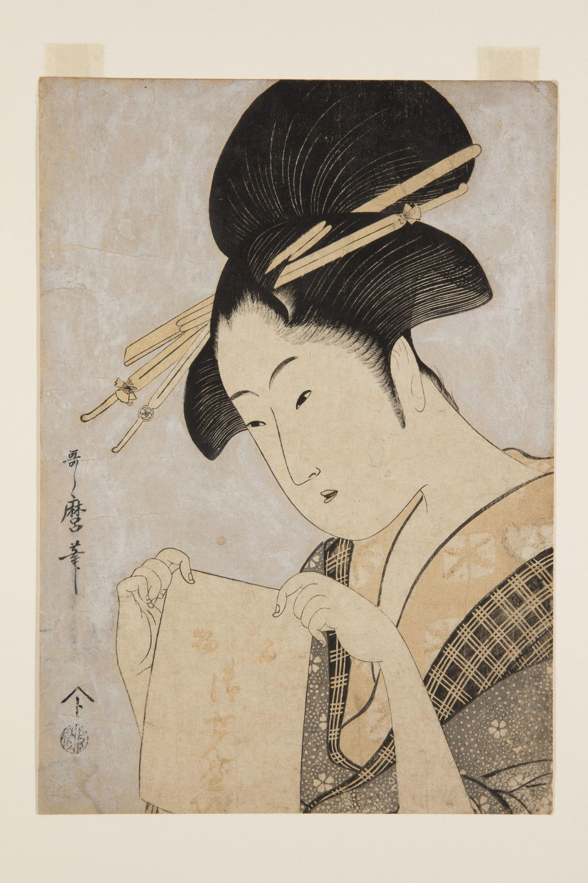 Masters of Japanese Prints Life in the City