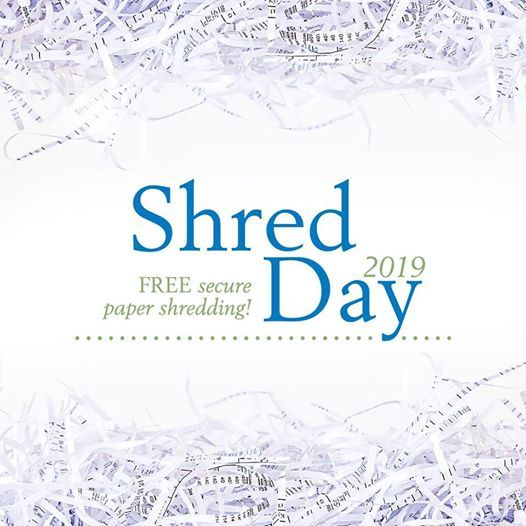 Shred Day 2019 (Middlebury) at National Bank of Middlebury-Rte 7