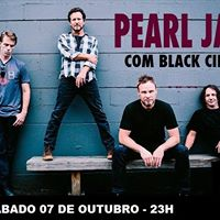 PEARL JAM Sessions - BLACK Circle (RJ) pianosbar.embaixador