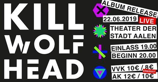 Kll Wolfhead - Release Konzert