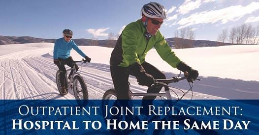 Outpatient Joint Replacement Seminar