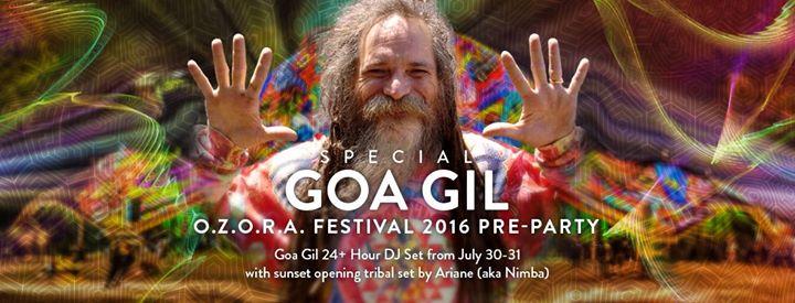 Fashion exhibitions 2017 - Goa Gil Ozora Festival 2016 Hungary Ozora