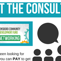 MEET THE CONSULTANTS - GCDF Access Networking JULY