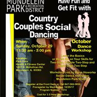 Country Couples Social Dance Workshop