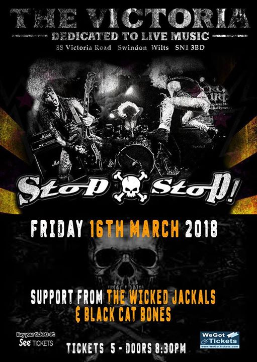 OXROX ALIVE trip to Swindon ft Stop Stop and guests