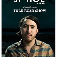 Calgary 825 - JP Hoe Band w sp guest Folk Road Show