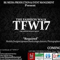 Tfw17&quot The Fashion Walk 2017