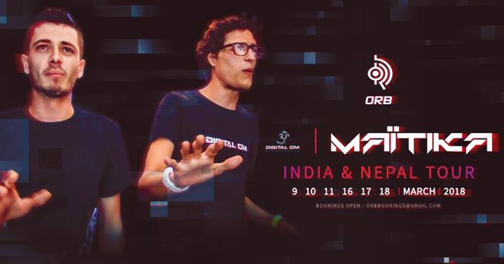 Maitika (Digital Om Production) India Nepal Tour March 2018