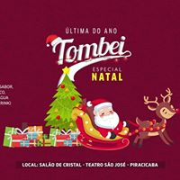 Tombei - OPEN BAR  Especial de Natal - A ltima do ano
