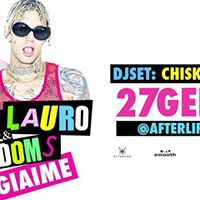 Achille Lauro &amp Giaime  Afterlife Club