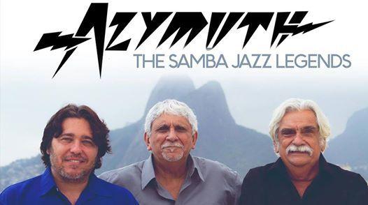 Azymuth - Live at Gretchen Berlin