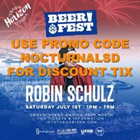 Horizon Beerfest July 2017 TIckets discount promo code coupon