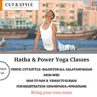 Launching Group Classes in Pune - ronayoga