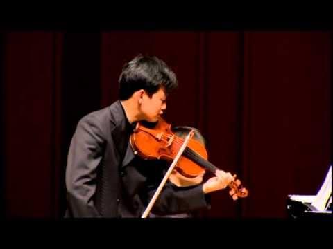 Arata Yumi Solo-Violine