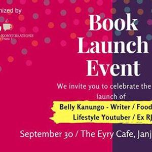 Book Launch - Emotivity By Belly Kanungo