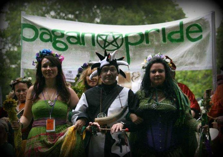 Colorado Springs Pagan Pride Festival at Palmer Park Trailhead