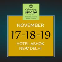 Celebrating Vivaha 2017 New Delhi