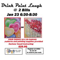 Drink Paint Laugh