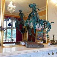 Exhibition of Contemporary Art at Halsway Manor by Gallery4Art