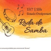 Roda de Samba - Happy Hour Amadoria