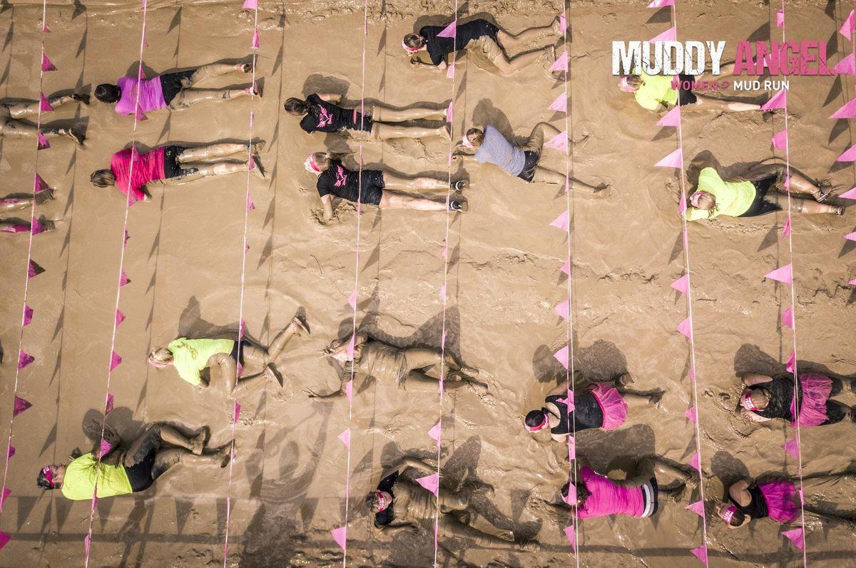 Muddy Angel Run - HAMBURG Samstag 2019