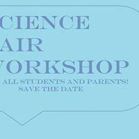 Science Fair Workshop
