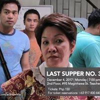Last Supper No.3 by Veronica Velasco at Cinema Centenario