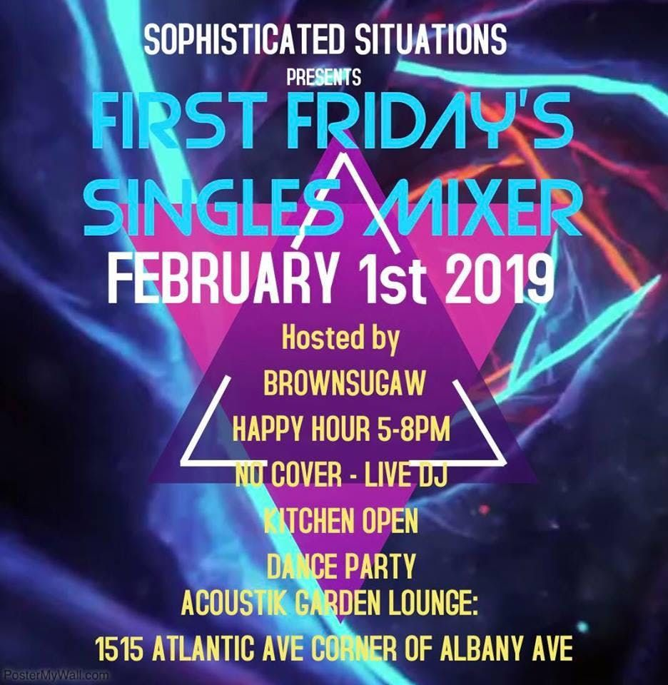 FIRST FRIDAY (CELEBRATE BLACK LOVE & HISTORY)