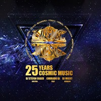 Cosmic Music - 25 Years at Kesselhaus Augsburg