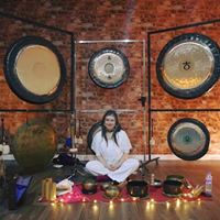 Full Moon Gong with Suzie Price